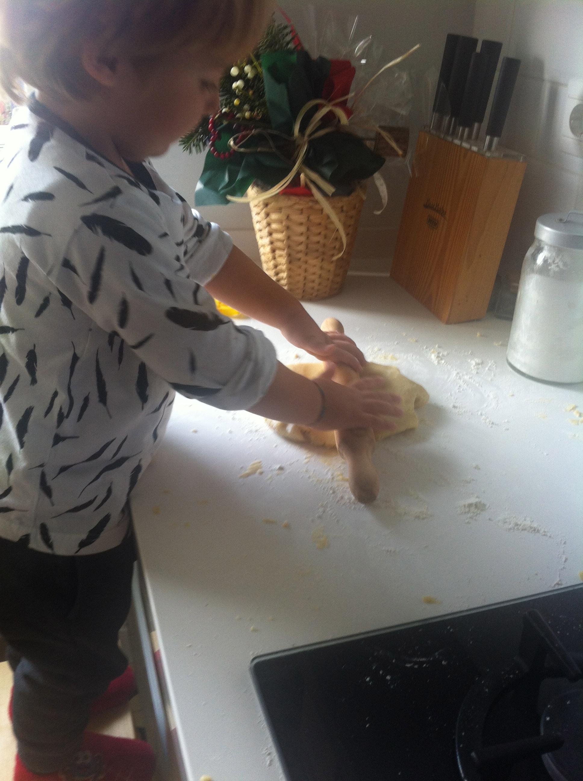 RECEPTA galetes de nadal SMALL&NICE
