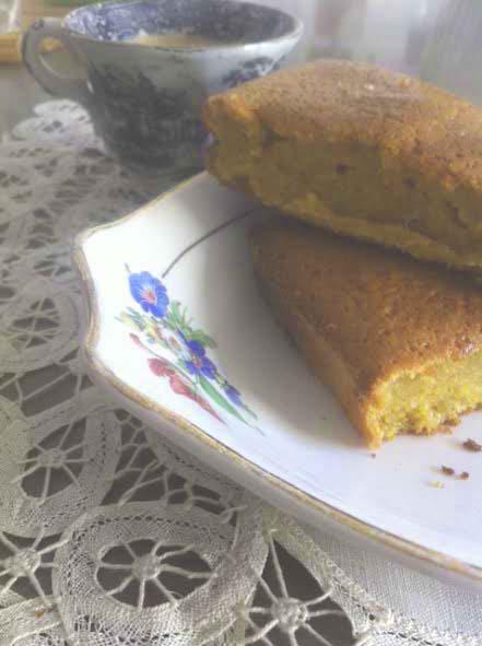 mandarina cake