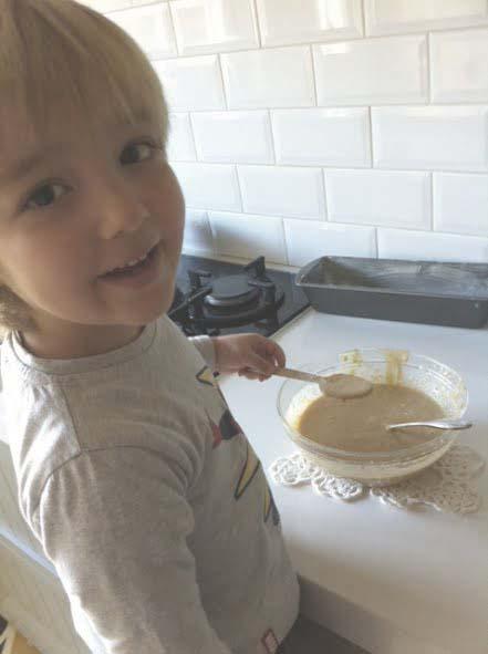 recepta mandarina cake