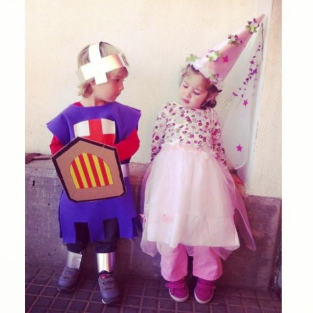 cavaller i princesa_