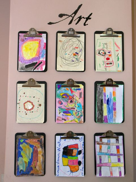 kid-art-clipboard